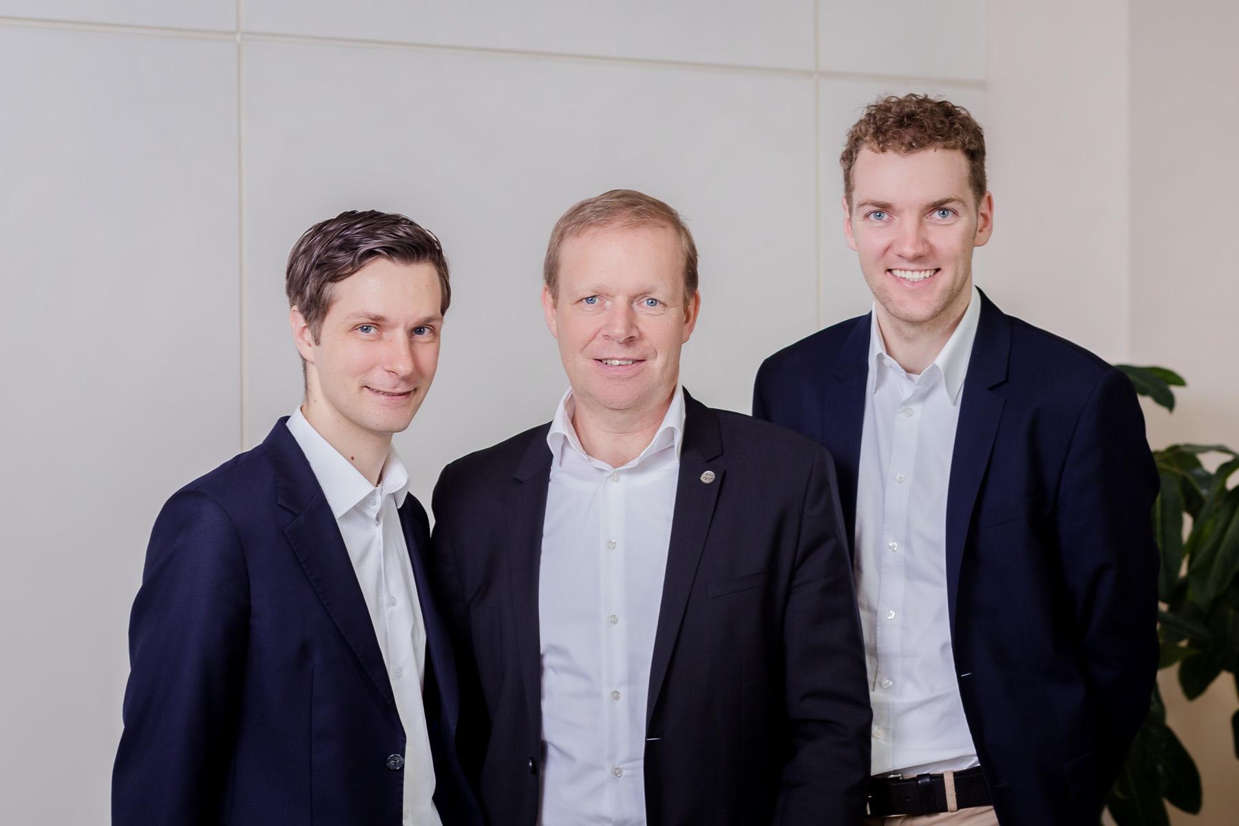 Geschäftleitung - Familie König