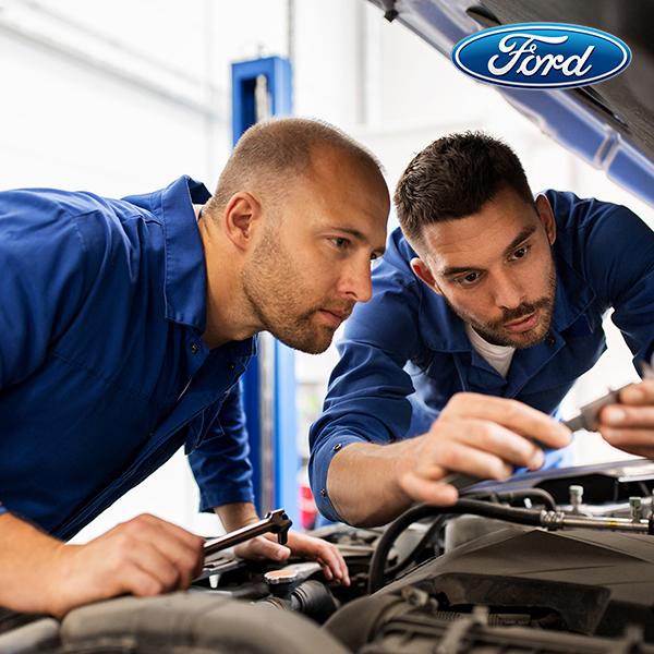 Koenig-und-Platen-Ford-Service